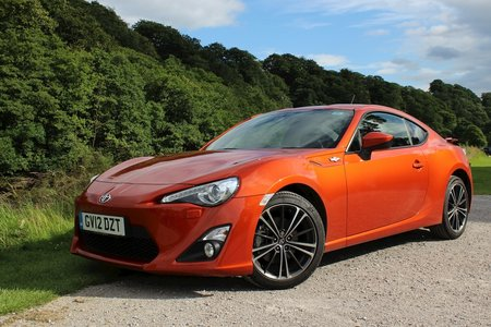 Toyota GT86 - photo 1