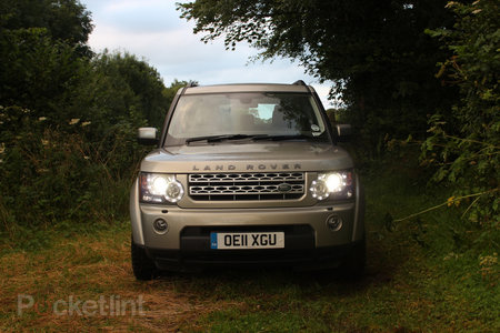 Land Rover Discovery 4 SDV6 HSE review