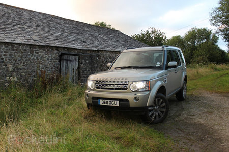 Land Rover Discovery 4 SDV6 HSE review - photo 21