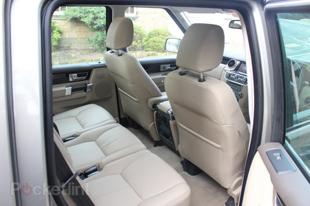 Land Rover Discovery 4 SDV6 HSE - photo 28
