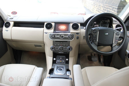 Land Rover Discovery 4 SDV6 HSE - photo 29
