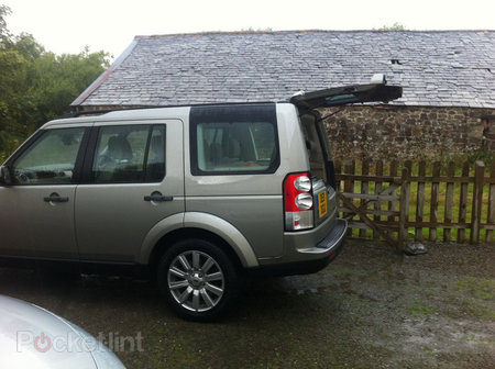 Land Rover Discovery 4 SDV6 HSE - photo 3
