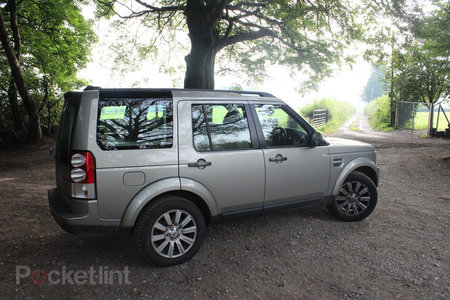 Land Rover Discovery 4 SDV6 HSE - photo 43