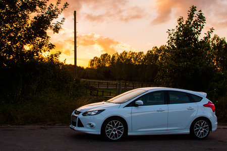 Ford Focus Zetec S 1.0 Ecoboost - photo 1
