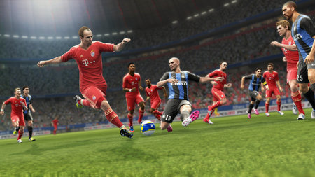 Pro Evolution Soccer 2013 - photo 1