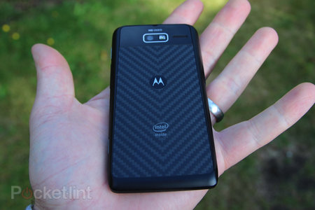 Motorola RAZR i review - photo 5