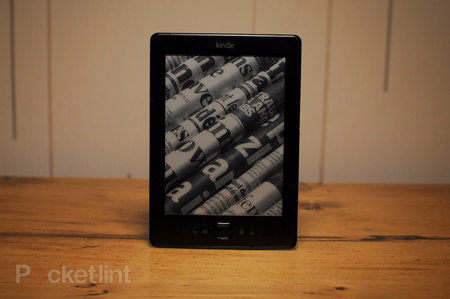 Kindle 6-inch (2012)  review