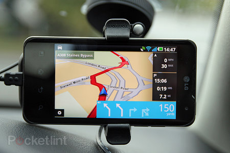 TomTom for Android - photo 1