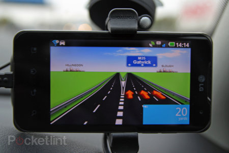 TomTom for Android - photo 2