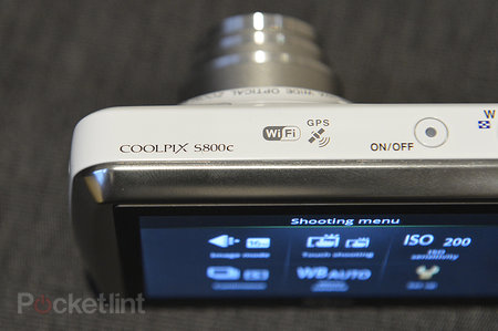 Nikon Coolpix S800c review - photo 9