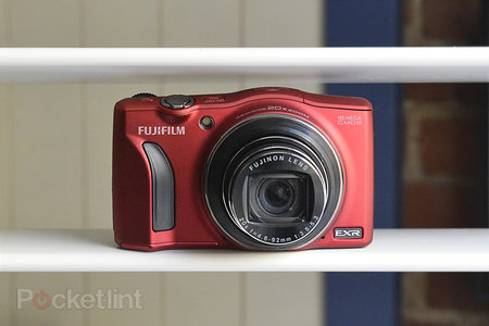 Fujifilm FinePix F800EXR review