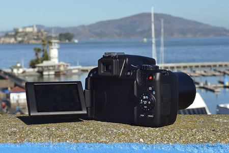 Canon PowerShot SX50 HS review - photo 3