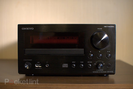 Onkyo CR-N755 review