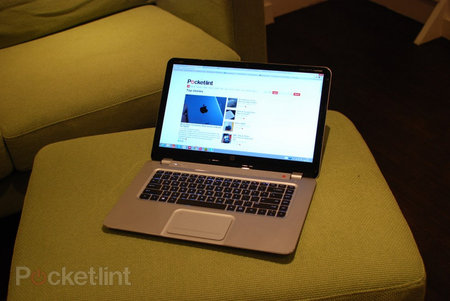 HP Spectre XT TouchSmart  review
