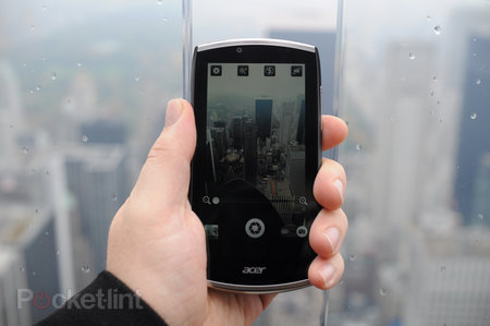 Acer CloudMobile S500 review - photo 2
