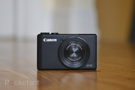 Canon PowerShot S110 review - photo 1