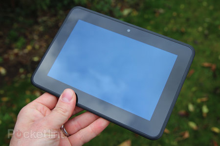 Amazon Kindle Fire HD  review - photo 2
