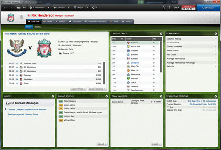 Football Manager 2013  - photo 6