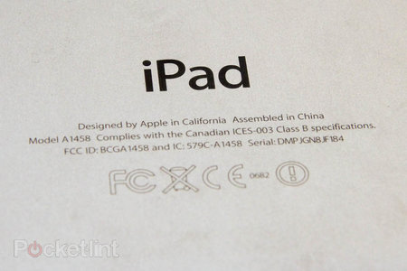 Apple iPad 4 (late 2012) - photo 7