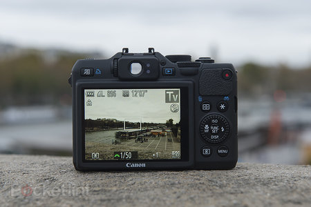 Canon PowerShot G15 review - photo 2