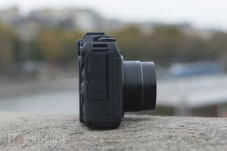 Canon PowerShot G15 review - photo 4