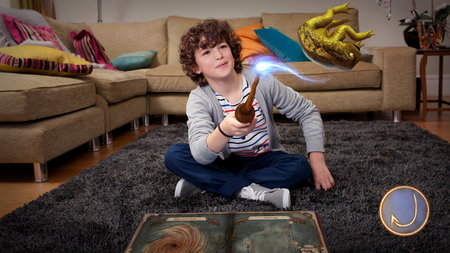PS3 Wonderbook: Book of Spells  - photo 11