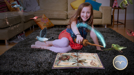 PS3 Wonderbook: Book of Spells  - photo 14