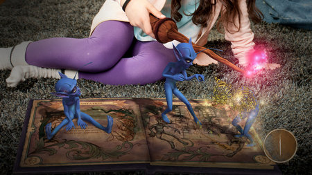 PS3 Wonderbook: Book of Spells  review - photo 17