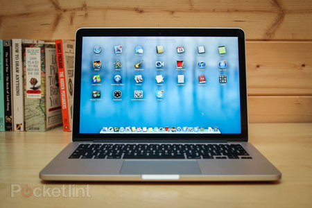 MacBook Pro 13-inch with Retina display (Late 2012) review