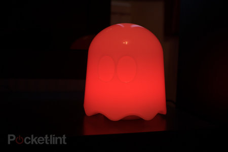 Pac-Man Ghost Lamp review - photo 2