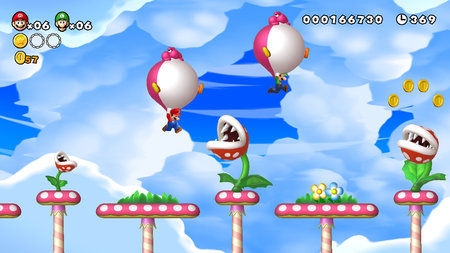 New Super Mario Bros U (for Wii U) review