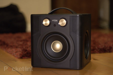 TDK Wireless Sound Cube  review
