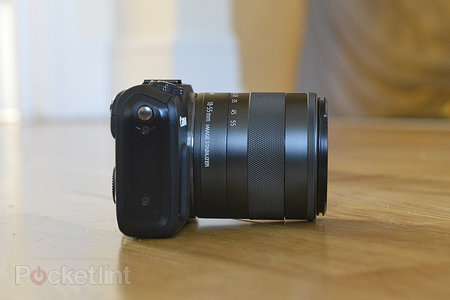 Canon EOS M - photo 4