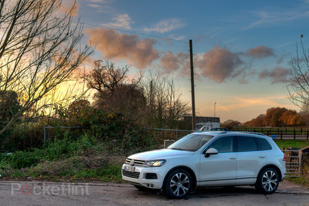 VW Touareg 3.0 TDI with Dynaudio sound system  review