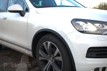 VW Touareg 3.0 TDI with Dynaudio sound system  - photo 13