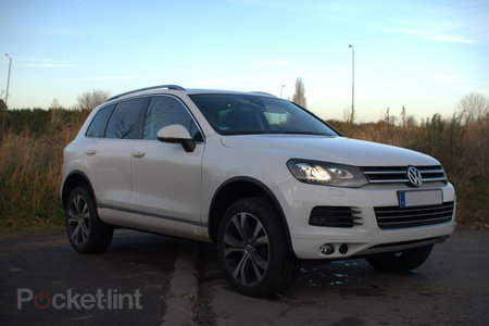 VW Touareg 3.0 TDI with Dynaudio sound system  - photo 6
