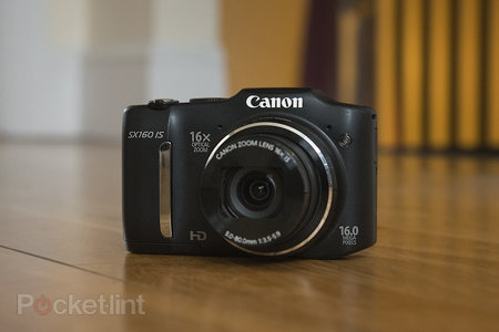 Canon PowerShot SX160 IS review - photo 1