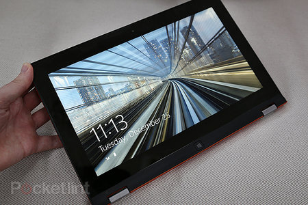 Lenovo IdeaPad Yoga 11  review - photo 8