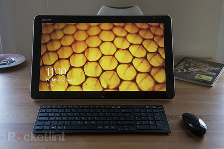 Sony Vaio Tap 20 all-in-one touchscreen PC - photo 2