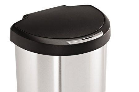 Simplehuman semi-round sensor bin review - photo 1