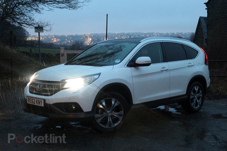 Honda CR-V 2.0 iVTEC EX review