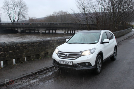 Honda CR-V 2.0 iVTEC EX - photo 7