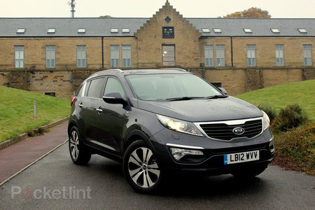 Kia Sportage 2.0 CRDi KX-4 review