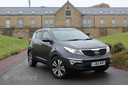 Kia Sportage 2.0 CRDi KX-4 review - photo 3
