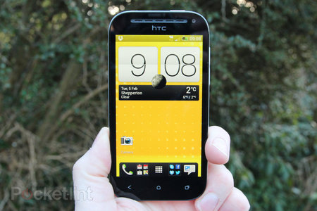 HTC One SV review - photo 1
