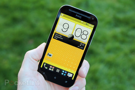 HTC One SV review - photo 2