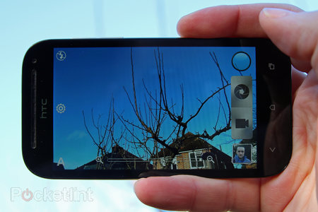 HTC One SV review - photo 5