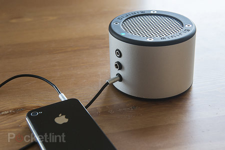 Pasce Minirig portable travel speaker