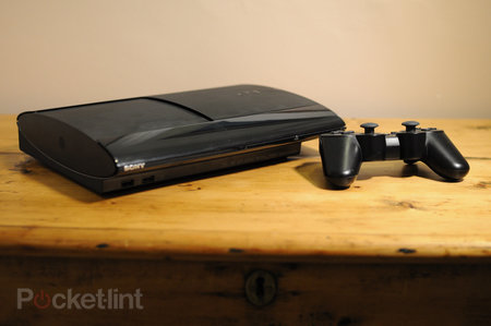Sony PS3 slim - photo 1