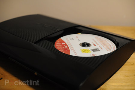 Sony PS3 slim - photo 3